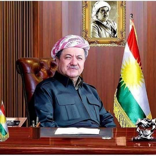 Mesud Barzani onurlu ve saygın bir önderdir