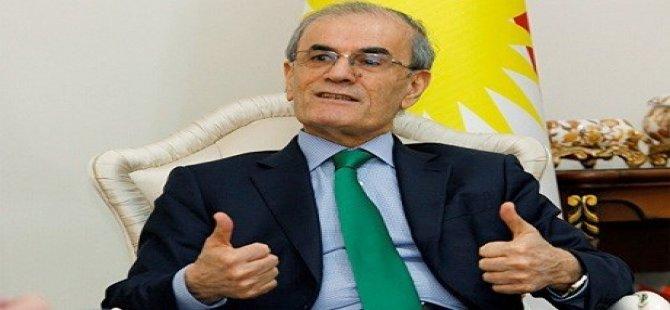 """Necmeddin Kerim:""""Iraklı güçlerin elinde olan Kerkük'ü geri alacağız"""""""
