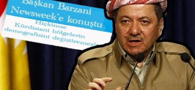 """""""Yaşananlar geçici çünkü kimse Kürdistan kimliğini değiştiremiyor"""""""