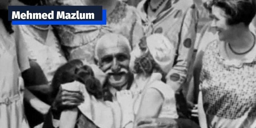 Mehmed Mazlum: Bitlisli Zaro Ağa'nın 157 senelik ömrü ve tanıklık ettiği siyasi olaylar