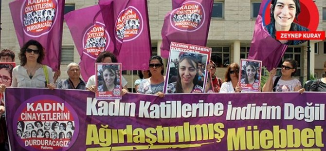 Türkiye: Erkekler ekim ayında 40 kadını öldürdü!