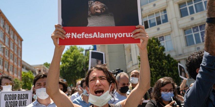 Expression Interrupted'tan 'İfade ve Basın Özgürlüğü Gündemi' raporu