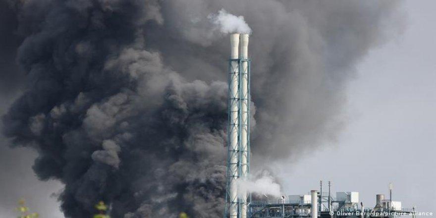 Almanya: Kimya tesisinde patlama: 1 kişi öldü, 4 kişi kayıp