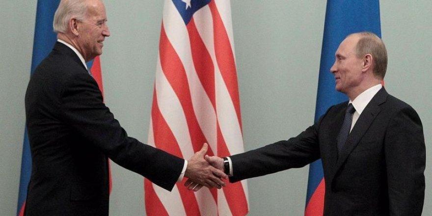Biden: Putin, başının dertte olduğunu biliyor ve bu onu çok daha tehlikeli yapıyor