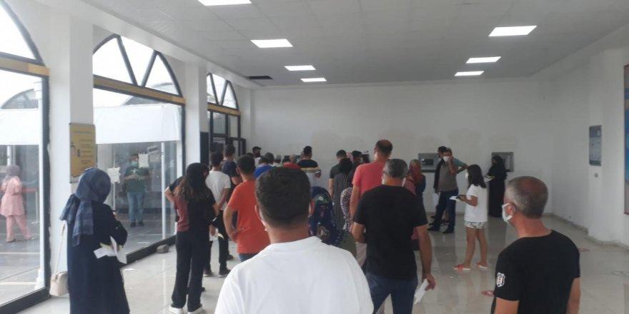Diyarbakır, dördüncü pikin pençesinde: Pandemi klinikleri yeniden açıldı