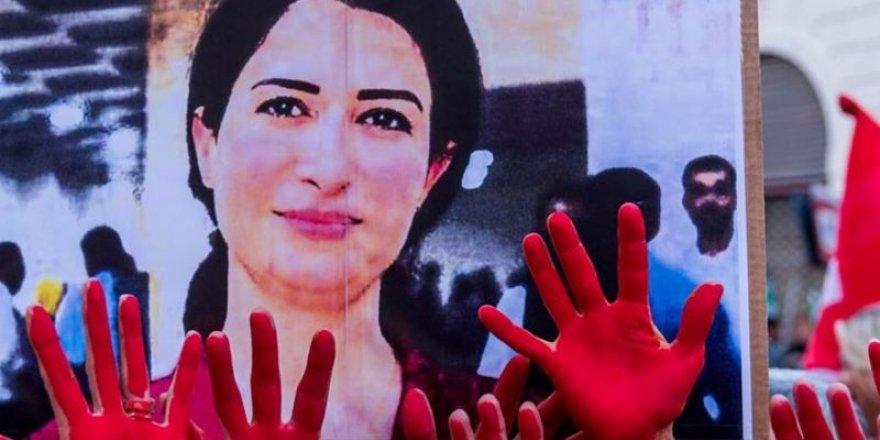ABD'den Suriyeli Kürt siyasetçi Hevrin Halef'i öldürdüğü iddia edilen Ahrar el Şarkiye örgütüne yaptırım