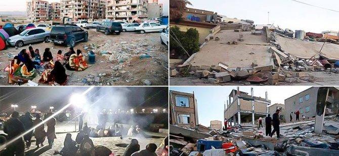 Kürdistandaki deprem en çok Kırmaşan'ı vurdu