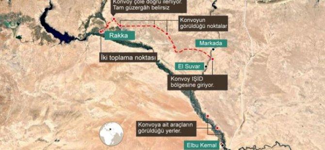 Rakka'nın kirli sırları: IŞİD militanlarının tahliyesi için yapılan gizli anlaşma