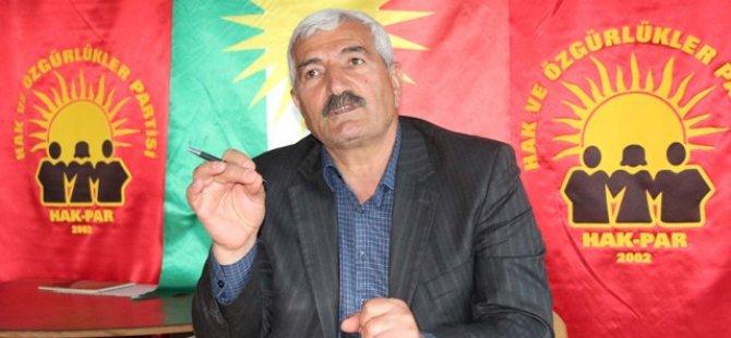 """""""PKK silah bıraksın, devlet operasyonları durdursun"""""""