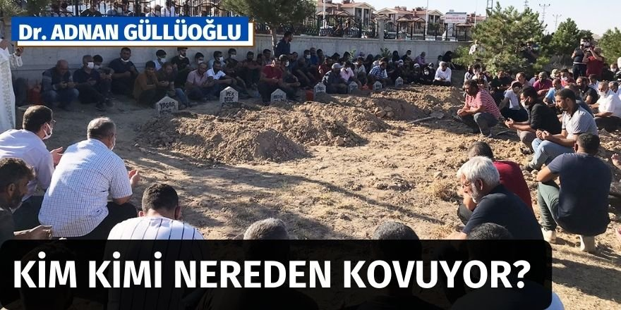 Dr. Adnan Güllüoğlu: Kim kimi nereden kovuyor?