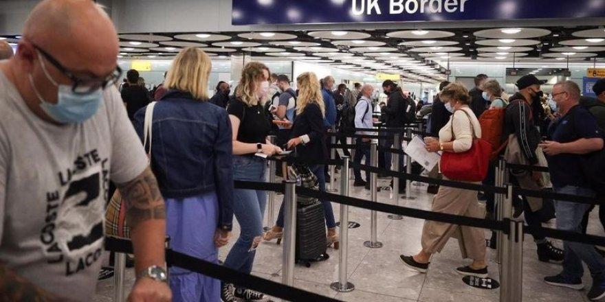 İngiltere uluslararası seyahat listesini güncelledi: Türkiye kırmızı listede