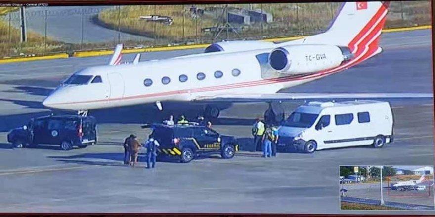 Erdoğan'ın eski uçağında 1 ton 300 kilo kokain yakalandı