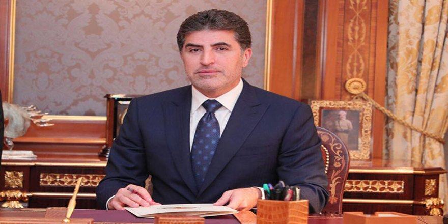 Neçirvan Barzani'den Tahran'a ziyaret