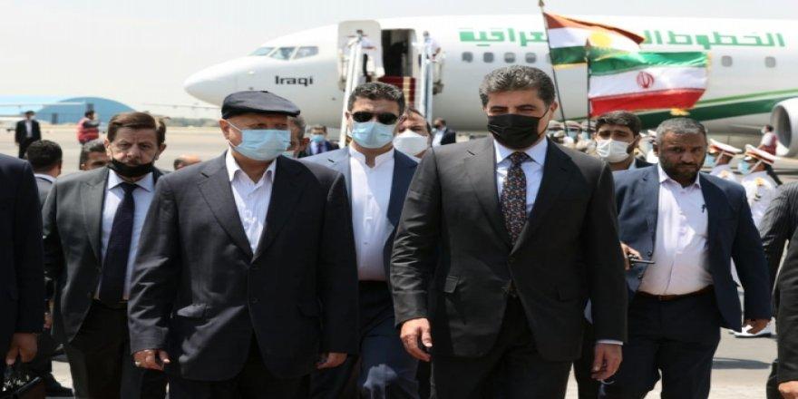 Kürdistan Başkanı Barzani, İran Cumhurbaşkanı Reisi ile bir araya gelecek