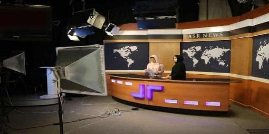 Kadın Afgan gazeteciler yardım istiyor