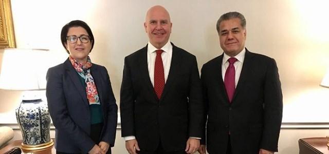 ABD: Güçlü ve birliğini sağlamış bir Kürdistan'ı destekliyoruz!