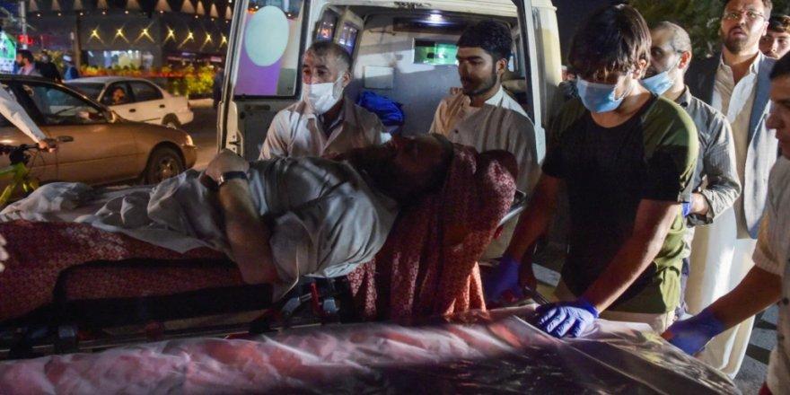 Kabil Havaalanı'nda canlı bomba saldırısı: En az 60 ölü 140 yaralı