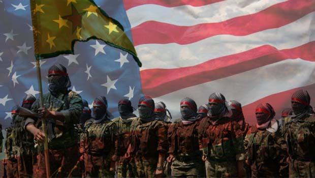 'ABD, Rojava'da yeni bir yerel yönetim kuruyor'