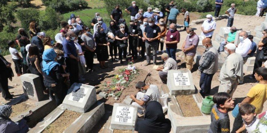 Ferda Cemiloğlu Diyarbakır'da toprağa verildi