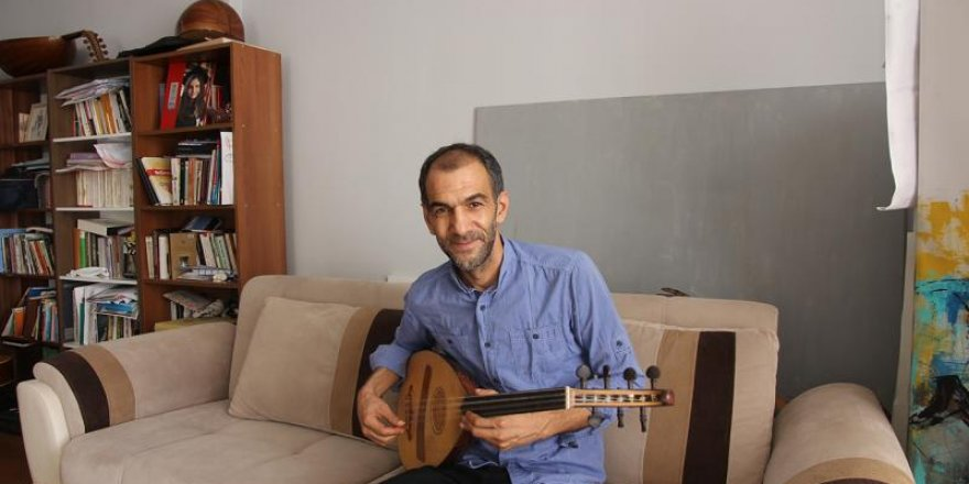 Müzisyen ve mimar Mehmet Atlı: Diyarbakır bir metropolleşme süreci yaşıyor