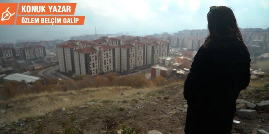 Çok katlı binadan gözü yaşlı bir veda: Türkiye'nin güneydoğusunda mülksüzleştirme ve zorla yerleştirme