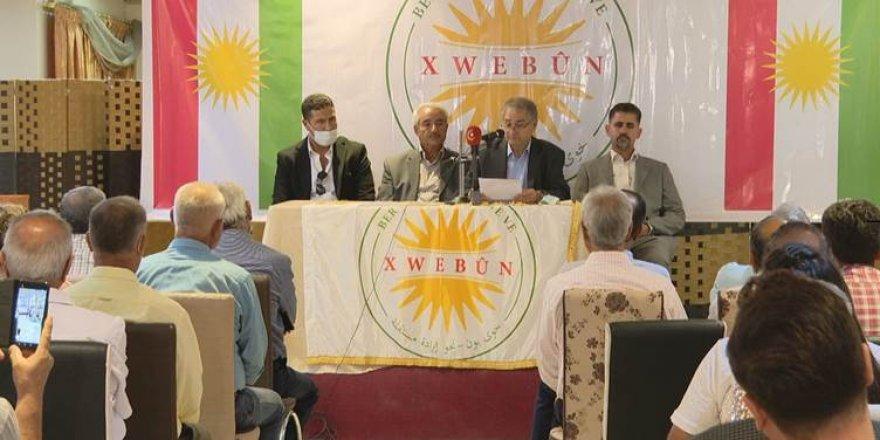 Rojava'da yeni bir siyasi oluşum kuruldu