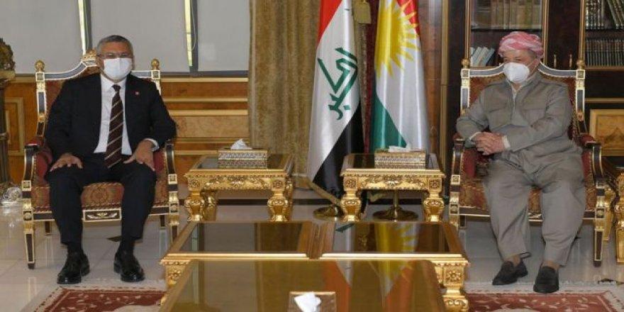 Tan: Erbil, CHP ile görüşerek rekabeti arttırdı bu durum Kürtlerin lehinedir