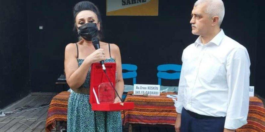 Gergerlioğlu'na 'ifade özgürlüğü' ödülü