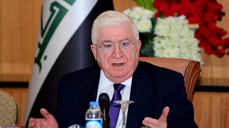 Fuad Masum Kerkük'te: İl meclisi fesh edilmeyecek!