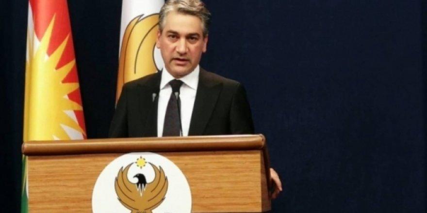 Hükümet Sözcüsü: Peşmerge'nin Kerkük'e dönmesini hakkımız olarak görüyoruz