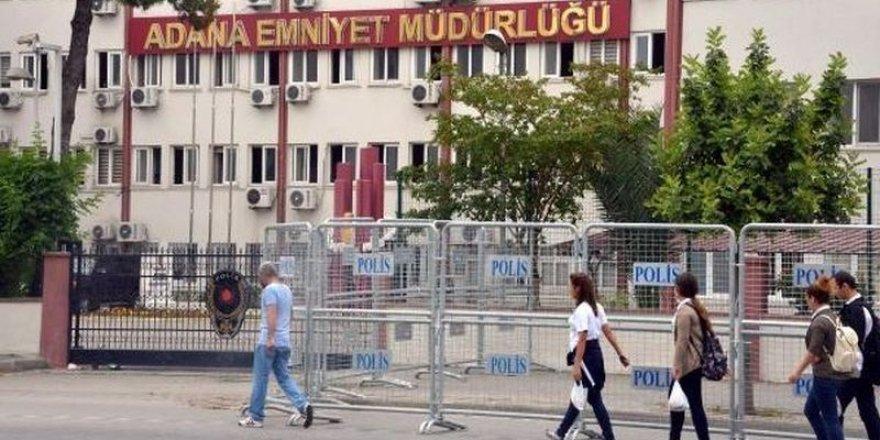 Adana Emniyeti'nde tazyikli suyla işkence iddiası