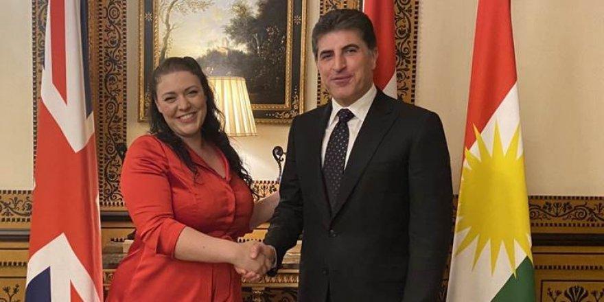 İngiliz vekil: Barzani ile ülkelerimiz arasındaki dostluğu görüştük