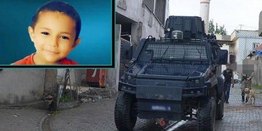 Zırhlı aracın öldürdüğü Efe'nin babası 'asli' kusurlu bulundu
