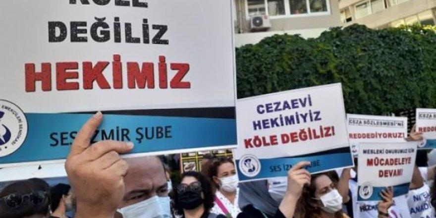 3 bin 872 aile hekimi ve sağlık çalışanı istifa dilekçesi verdi