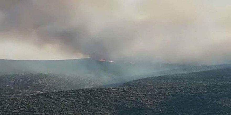 Rus savaş uçakları Kürt Dağı'nı bombaladı