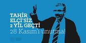 #TahirElçisiz2Yıl..Diyarbakır, Tahir Elçi'yi unutmuyor!