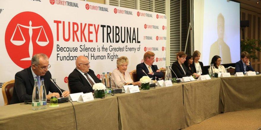 Turkey Tribunal Mahkemesi karar verdi: Türkiye'de insanlığa karşı suç işleniyor