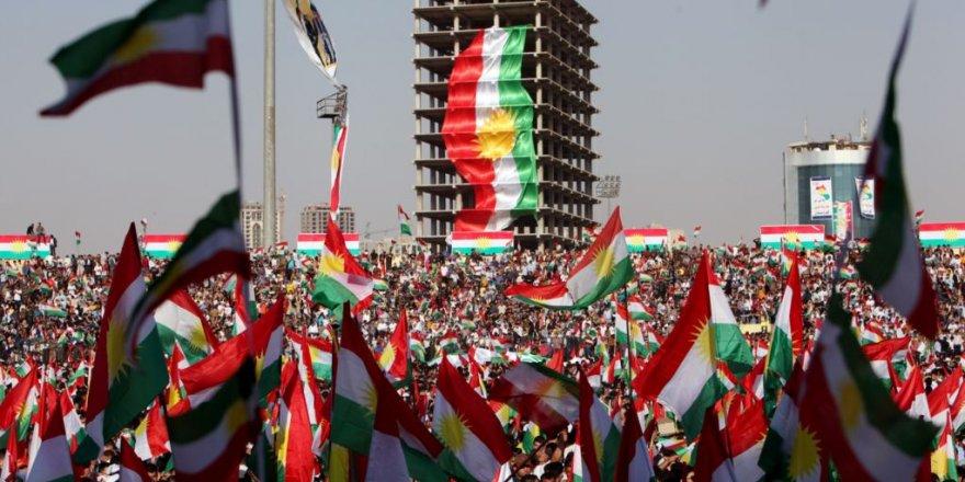 """Kürdistan Bölgesi halkının bağımsızlığa """"evet"""" dediği referandumun 4'üncü yılı"""