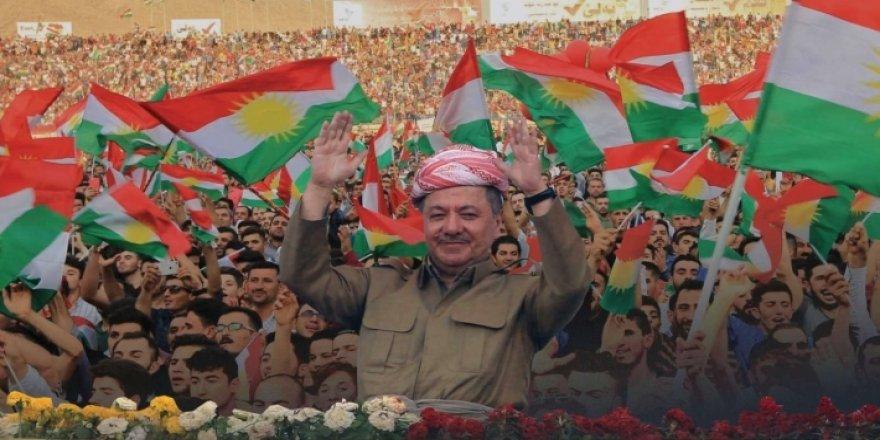 Başkan Barzani'den 25 Eylül mesajı: Büyük ve tarihi bir zaferdir
