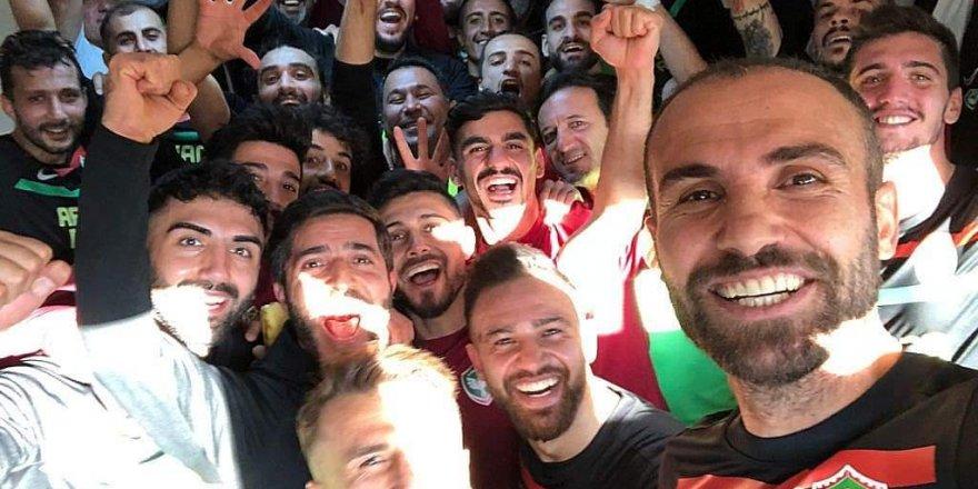 Amedaspor ilk deplasman galibiyetini Ankara'da aldı