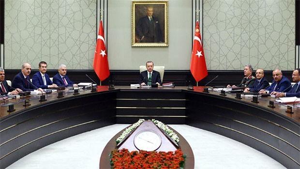 MGK toplantısından Efrin ve YPG sinyali!