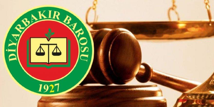 Diyarbakır Barosu'ndan gizli tanık ifadesine suç duyurusu