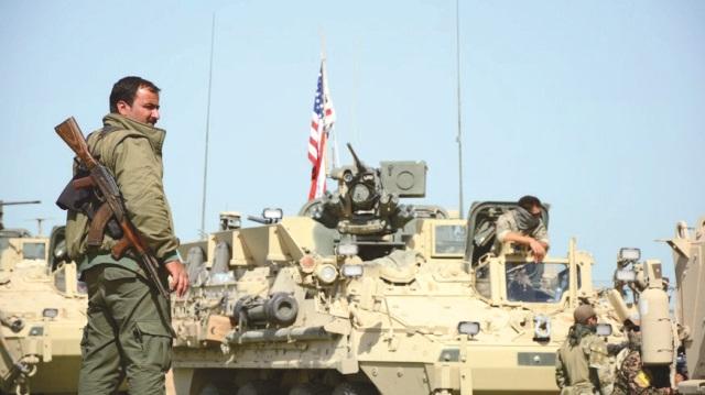 ABD-İran gerilimi tırmanıyor, ABD zırhlıları Kerkük'te!