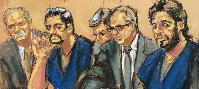 Zarrab, rüşveti 'belgelerle', 'şemalarla' itiraf etmeye başladı