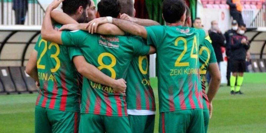 Eskişehirspor maçı öncesi Amedspor'dan taraftara çağrı
