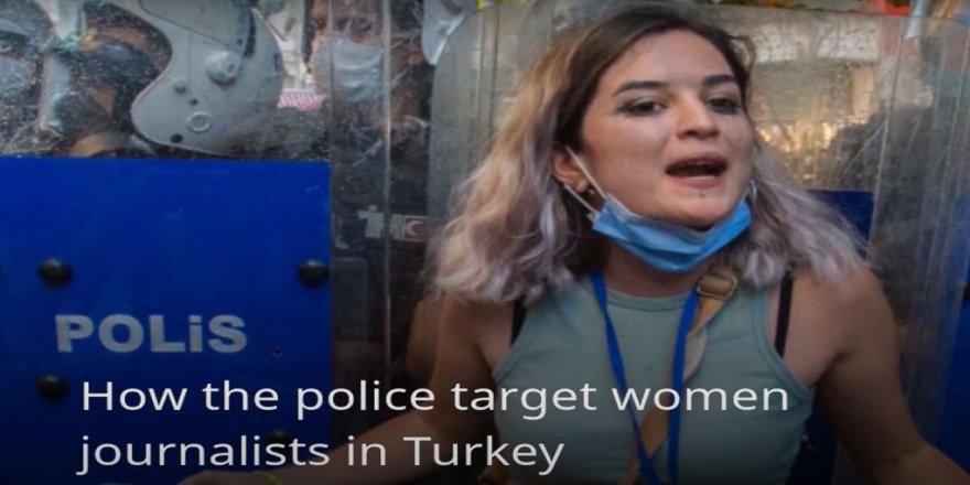 61 kadın gazeteci şiddete, tehdide veya tacize maruz kaldı