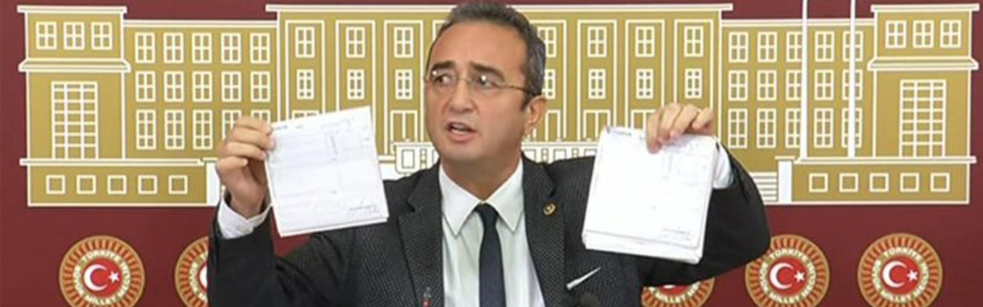 AKP'nin 'sahte' dediği belgeler basına dağıtıldı!