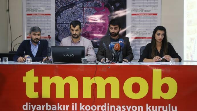 TMMOB'un Sur raporu: İlçe yok edildi