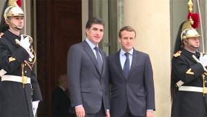 Maliki'den Macron'a yanıt: İçişlerimize karışma!