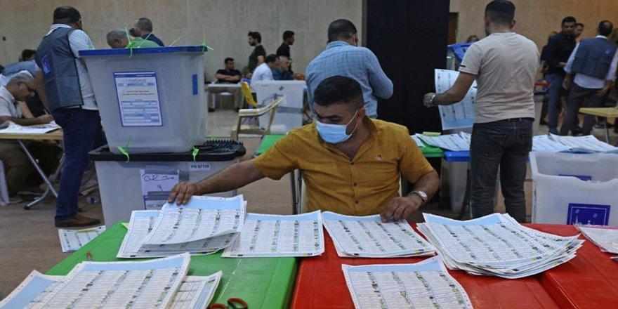 Irak seçimleri: Hiçbir parti tek başına hükümeti kuramıyor